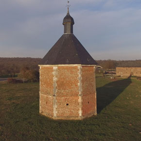 Ferme du Bois Louvet Eure Saint Jean Lecqueraye Normandie